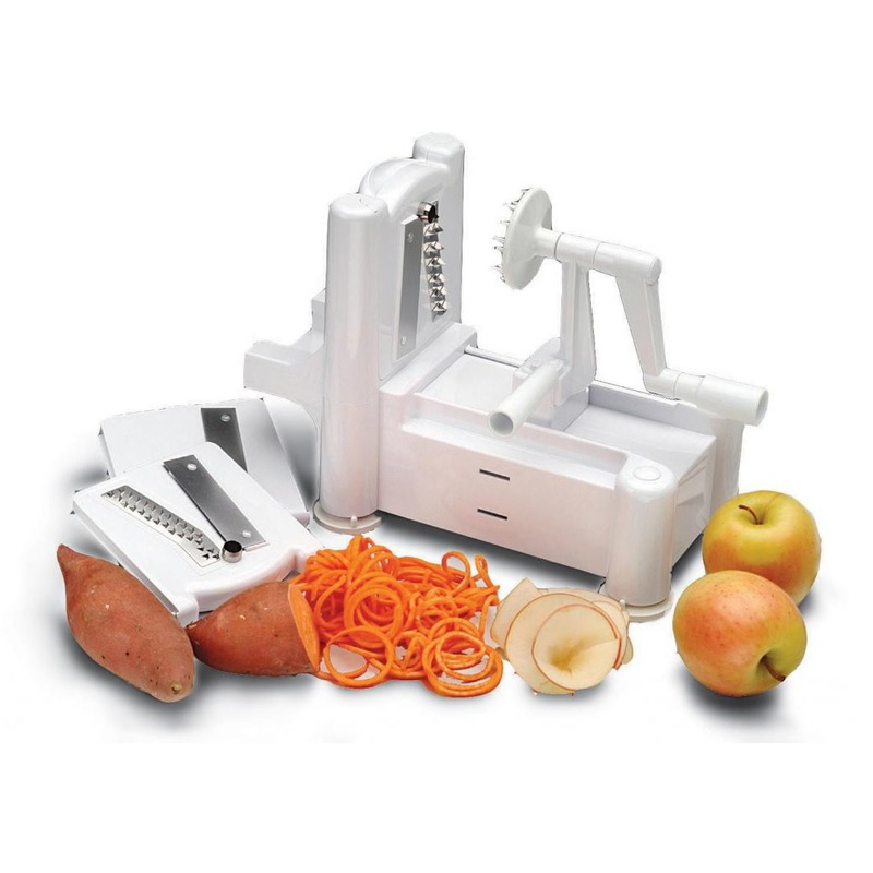 Спиралайзер Spiral Vegetable Slicer