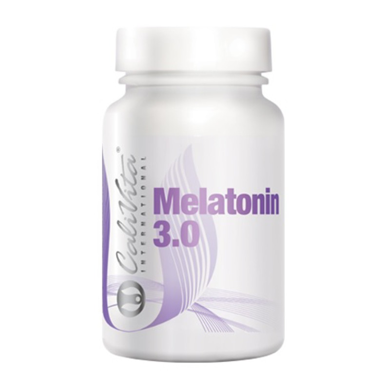 Мелатонин (Melatonin 3.0) CaliVita