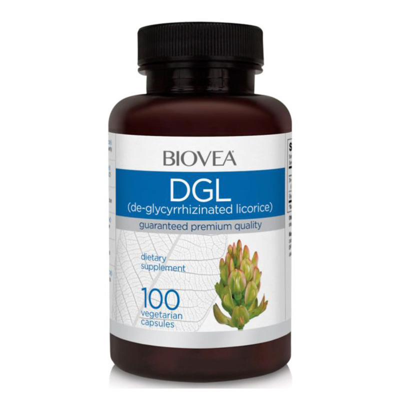DGL (De-Glycyrrhizinated Licorice) - ��������� �������������� Biovea