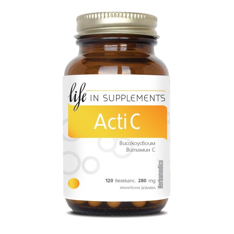 Акти C (Acti C) Life in Supplements