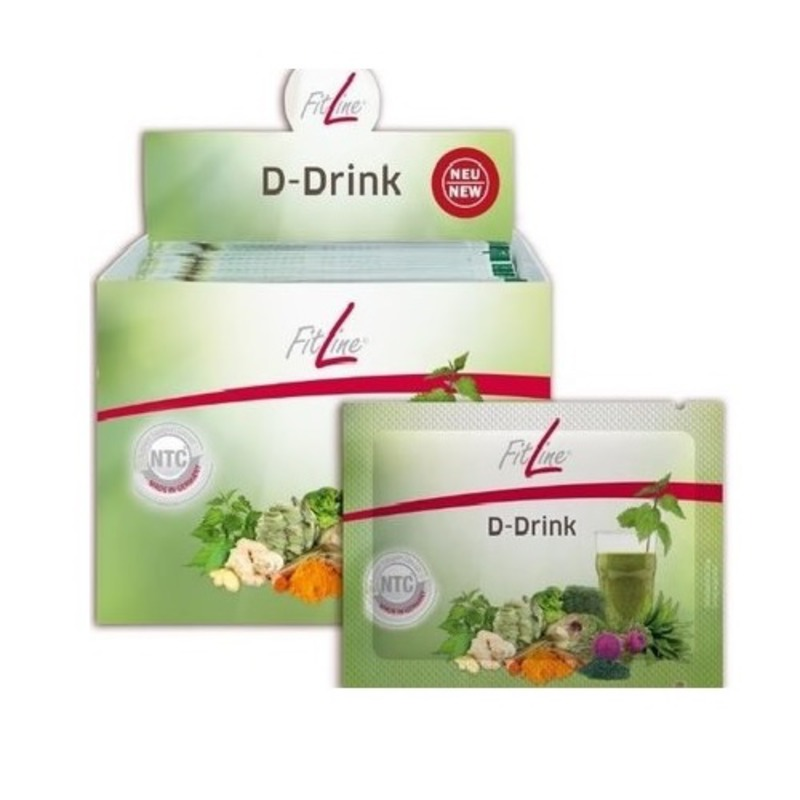 Д-Дринк (D-Drink) FitLine