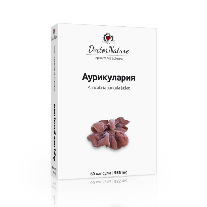 Аурикулария (Auricularia) DOCTOR NATURE