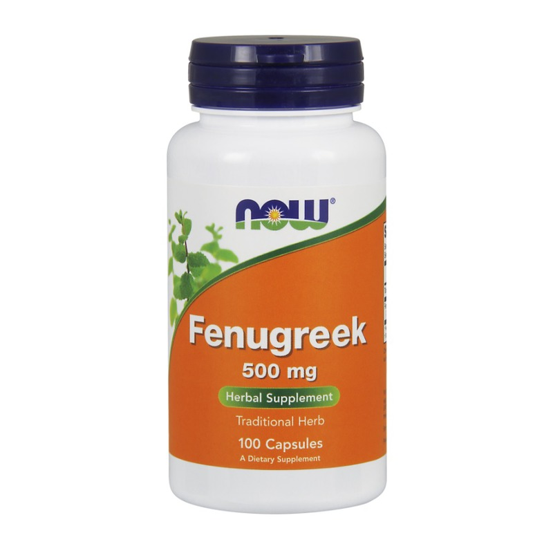 Сминдух (FENUGREEK) Now Foods