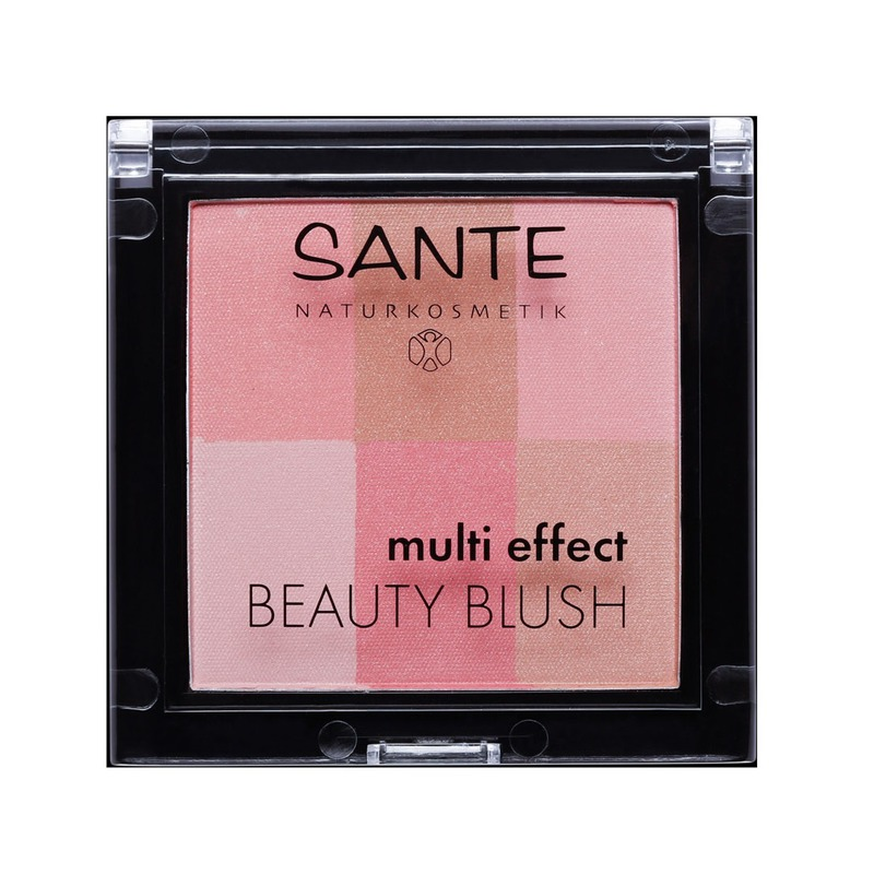 БИО Руж Multi Effect Beauty Blush 01 Coral SANTE
