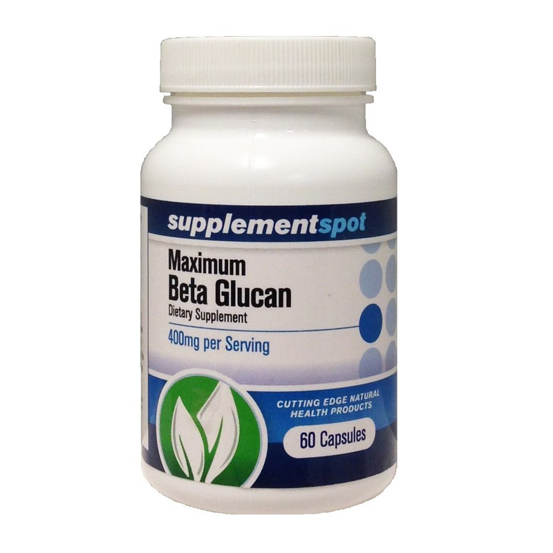 Бета Глюкан (Maximum Beta Glucan) Supplement Spot