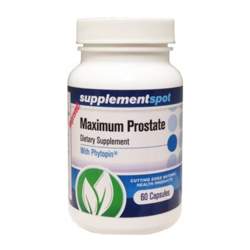 Максимум Простата (Maximum Prostate) Supplement Spot