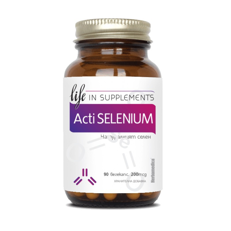 Акти Селен (Acti Selenium) Life in Supplements