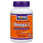 ����� 3 ( Omega 3 ) 100 �������  NOW FOODS